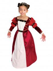 Mittelalter Prinzessinkostüm für Kinder