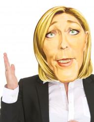 Marine Le Pen Maske für Erwachsene