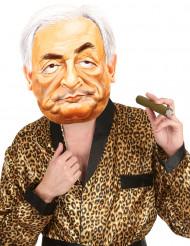 Maske Dominique Strauss-Kahn