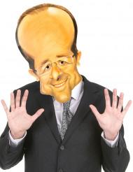 Francois Hollande Maske für Erwachsene