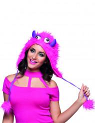 Süßes Monster Mütze für Damen