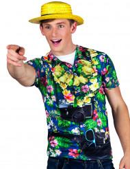 T-Shirt Hawaii-Hemd
