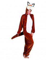 Fuchs-Kostüm für Erwachsene