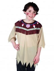 Indianer T-Shirt für Jungen