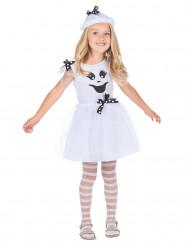Kostüm Geist für Mädchen