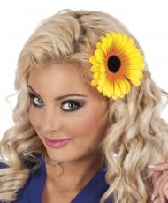 Sonnenblume Haarklammer