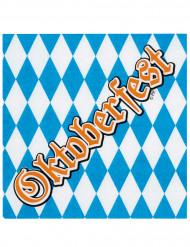 12 Papierservietten Oktoberfest