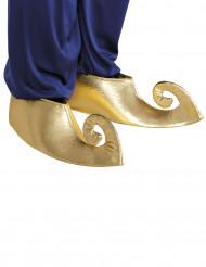 Sultan Schuhe für Erwachsene gold