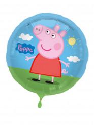 Luftballon Peppa Wutz™ aus Aluminium
