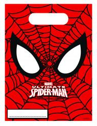 6 Ultimate Spiderman™ Geschenktüten