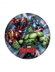 8 kleine Avengers™ Teller