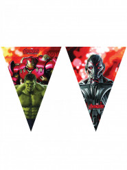 Avengers™ Fähnchen Girlande - Age of Ultron