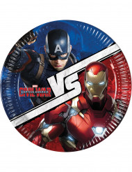 8 Captain America™ Teller