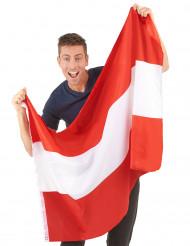 Österreich Fan Fahne 90 x 150 cm