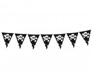 Wimpel Girlande - Piraten