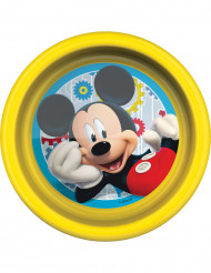 Tiefer Teller aus Kunststoff Micky Maus™
