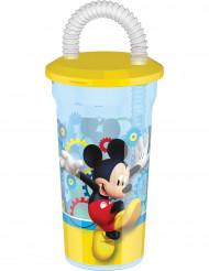 Glas mit Strohhalm - Mickey™
