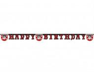 Piraten Happy Birthday Girlande