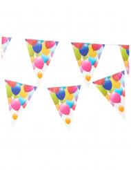 Wimpelgirlande - Luftballons