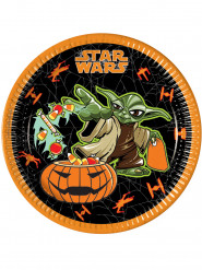 8 Star Wars™ Halloween Pappteller