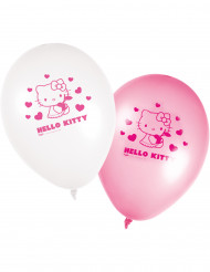 8 Luftballons Hello Kitty™