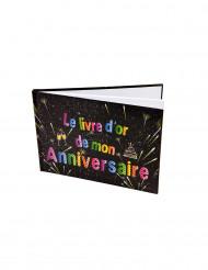 Gebundenes Geburtstags-Gästebuch