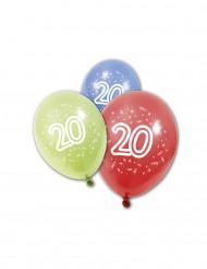 8 Luftballons - 20 Jahre