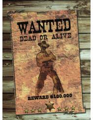 Wanted - Suchplakatt