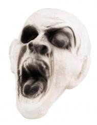 Halloween-Dekoration Zombie-Kopf 15 x 15 cm