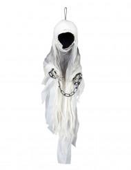 Halloween-Dekoration Gespenst in Ketten 100 cm