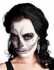 Tanzende Skelett-Ohrringe