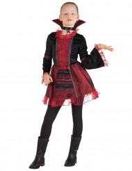 Edles Vampir Kostüm für Mädchen