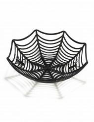 Halloween-Schale Spinnennetz, 27 cm