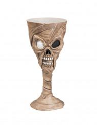 Halloween-Kelch Mumie 25 cl