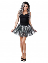 Tutu Spinnweben Damen Halloween