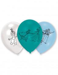 6 Luftballons Blau - Die Eiskönigin™