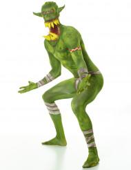Grüner Ork Morphsuits™ für Erwachsene