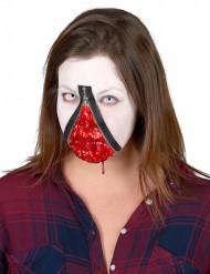 Make-up Set Reißverschluss Halloween für Erwachsene
