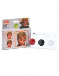 Dämonisches Halloween-Schminkset für Kinder