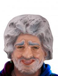 Beppe Grillo Maske für Erwachsene