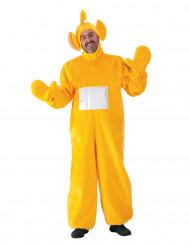 Gelbes TV-Baby Kostüm