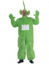 Grünes TV-Baby Kostüm