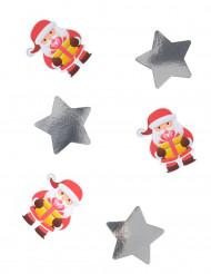 20 Riesenkofetti Weihnachtsmann