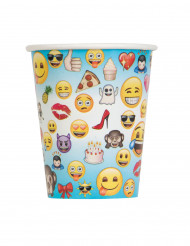 9 Pappbecher Emoji™