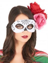 Augenmaske Dia de los Muertos
