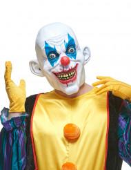 Latex-Maske Clown