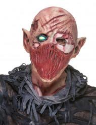 Zombie-Maske aus Latex
