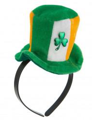 Irland-Hut mit Kleeblatt