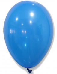 50 Luftballons - blau