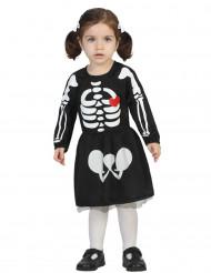 Skelett-Kostüm für Kleinkinder